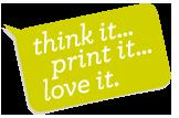 PAGE Creative Print strapline