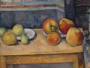 Paul Cezanne, Still Life with Apples